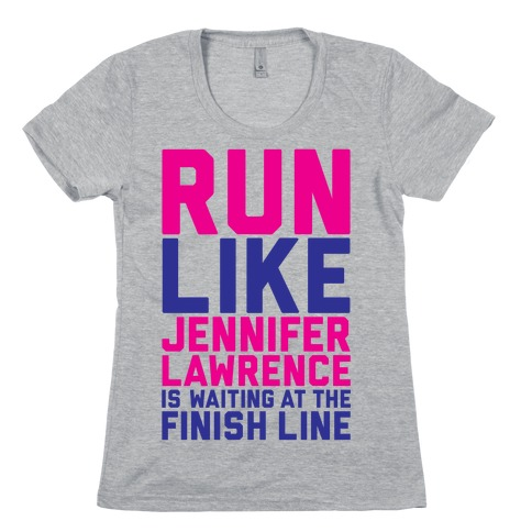 low priced ca0f2 1b1c3 Jennifer Lawrence Fitness Racerback Tank Tops, T-Shirts and ...
