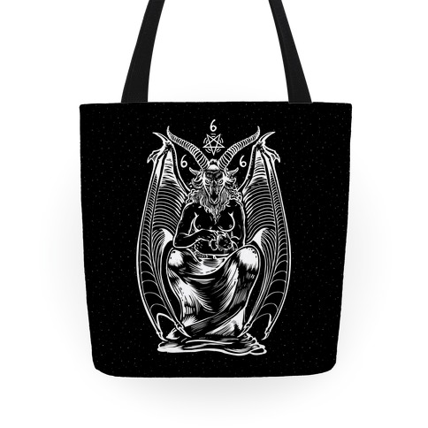 Pet Cats. Hail Satan. Tote