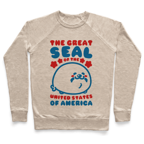 The Great Seal of The United States of America Pullover