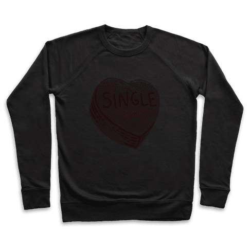 Single Conversation Heart Pullover