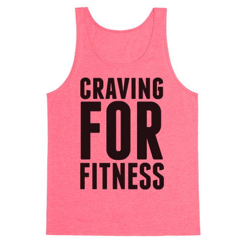 Craving for Fitness Tank Top