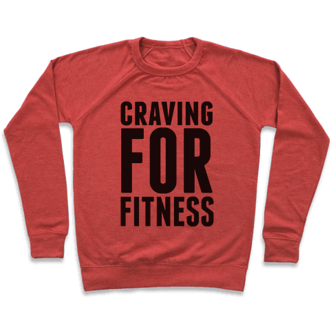Craving for Fitness Pullover