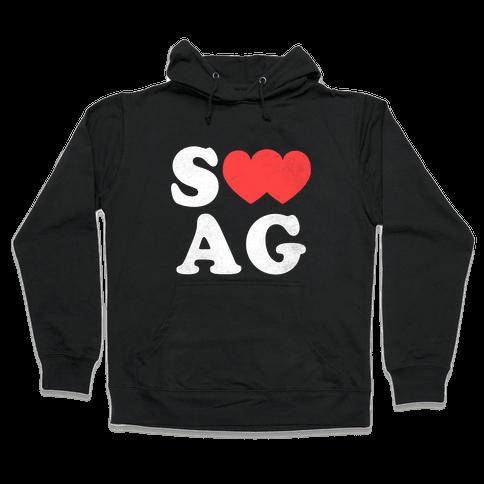Swag Love Hooded Sweatshirt