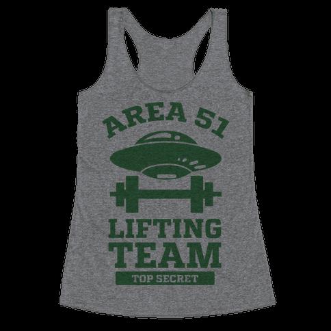 Area 51 Lifting Team