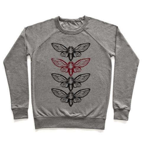 4 Cicadas Pullover