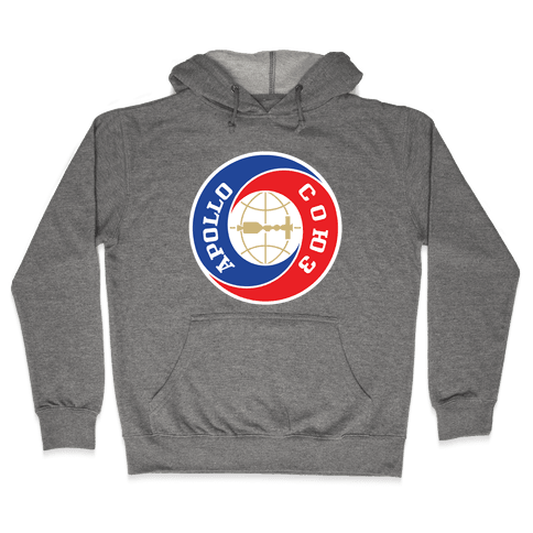 Apollo-Soyuz Program Hooded Sweatshirt