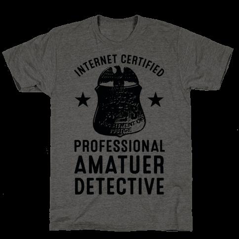 Internet Certified Amateur Detective