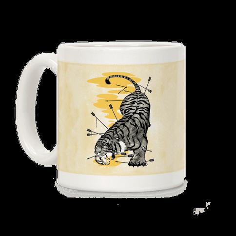Tyger, Tyger Coffee Mug