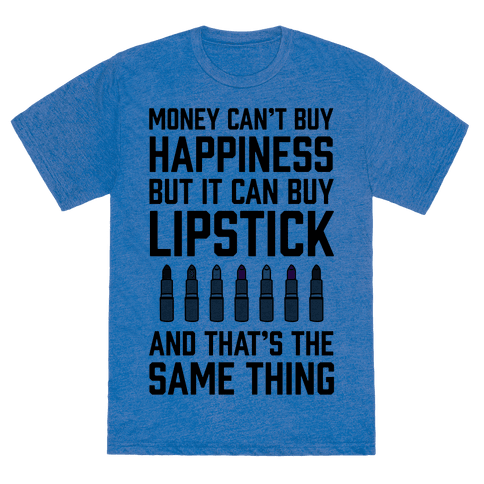 money can t buy you happiness Do you think money cannot buy happiness think again now time has changed find 10 reasons why money can buy happiness now start stock trading and let happiness surround you.