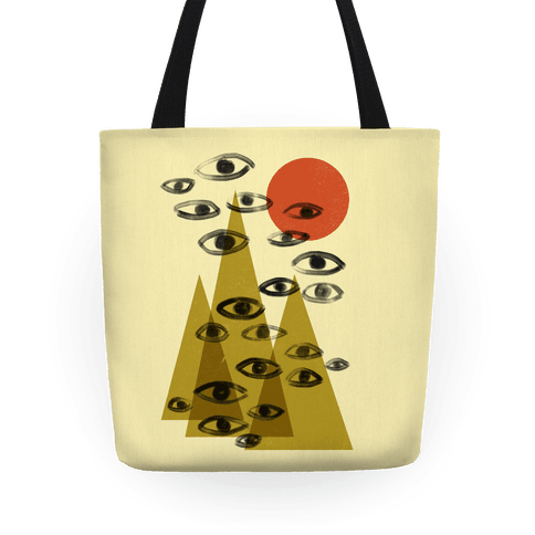 The Hills Have Eyes Tote