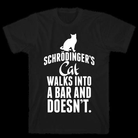 Schrdinger's Cat Walks Into A Bar...
