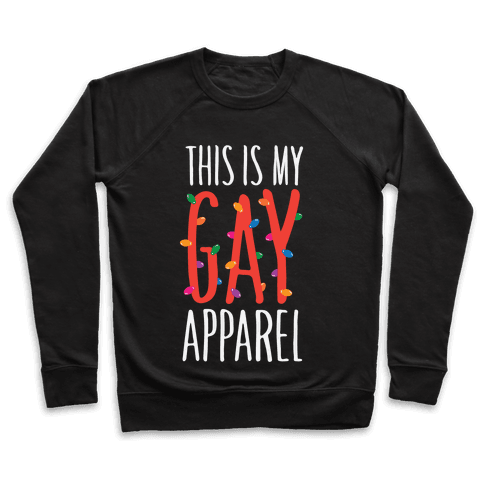 This Is My Gay Apparel