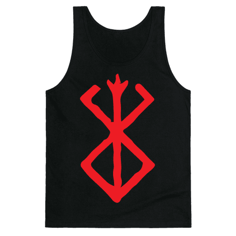 Brand Of Sacrifice Tank Top