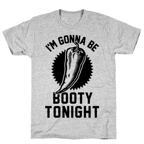 Jalapeno Booty Mens T-Shirt