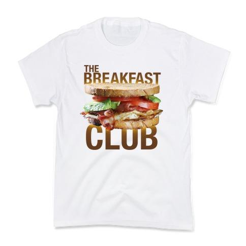 The Breakfast Club Kids T-Shirt