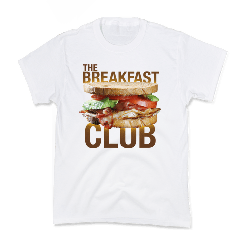 The Breakfast Club Kids T-Shirt