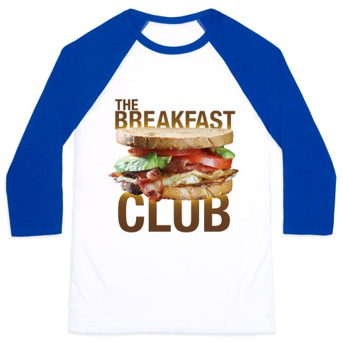 The Breakfast Club Baseball Tee