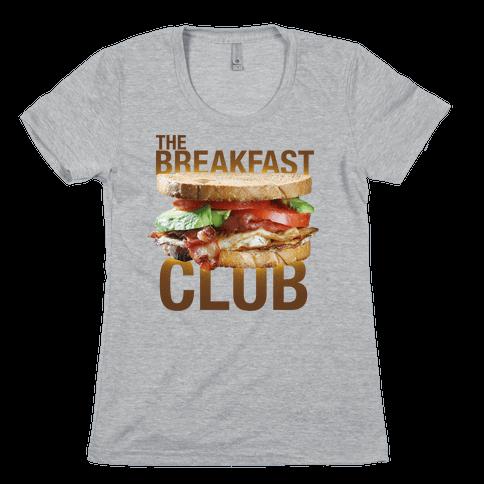 The Breakfast Club Womens T-Shirt