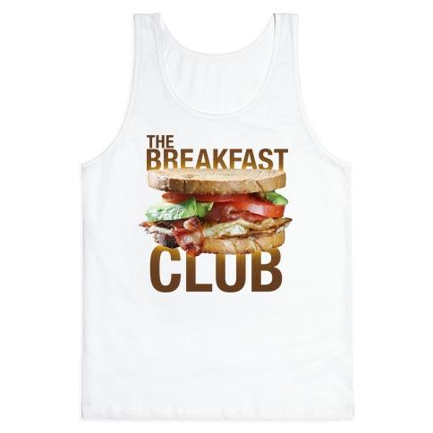 The Breakfast Club Tank Top