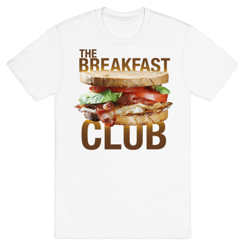 The Breakfast Club Mens T-Shirt