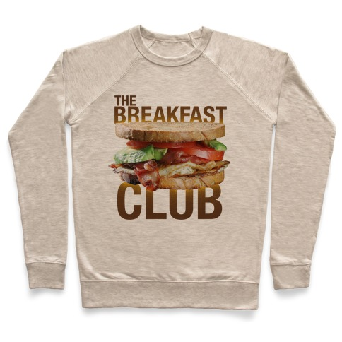 The Breakfast Club Pullover