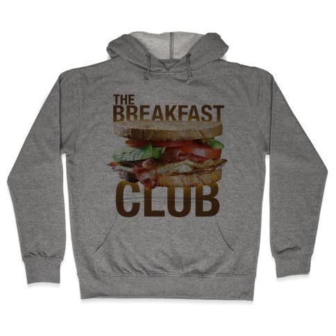 The Breakfast Club Hooded Sweatshirt