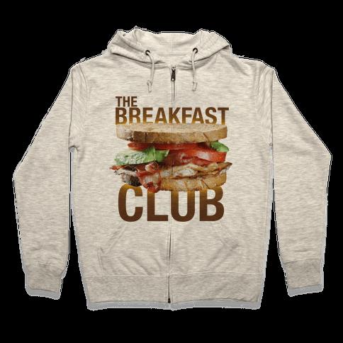 The Breakfast Club Zip Hoodie