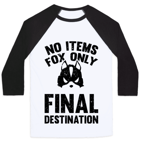 No Items Fox Only Final Destination