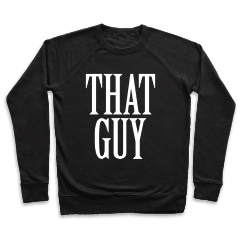 That Guy Pullover