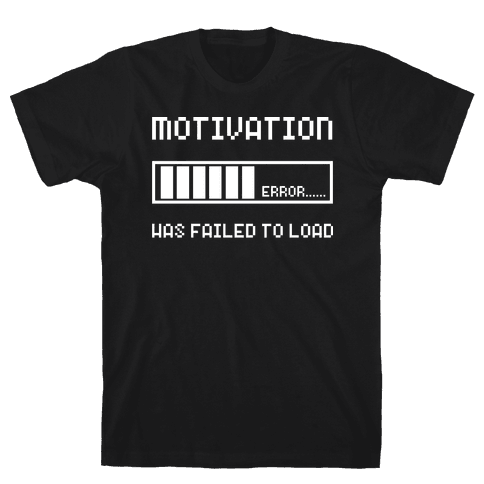 Motivation Has Failed to Load