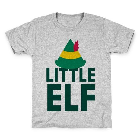 73275a9f6c7 Little Elf Kids T-Shirt