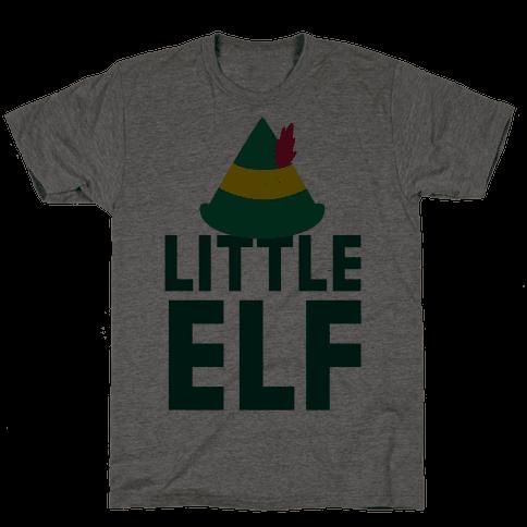 Little Elf Mens T-Shirt