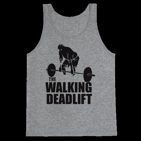 Walking Deadlift Tank Top