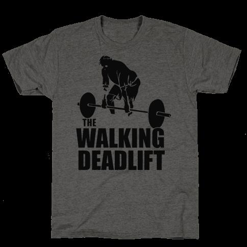 Walking Deadlift