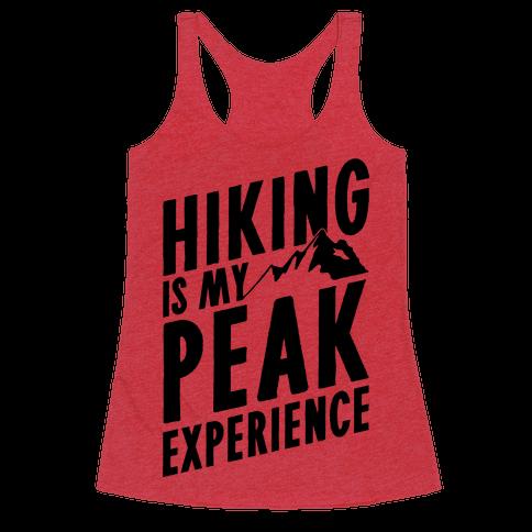 Hiking Is My Peak Experience