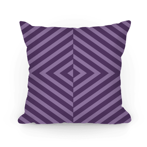Purple Diagonal Stripe Pattern