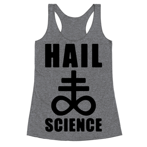 Hail Science Racerback Tank Top