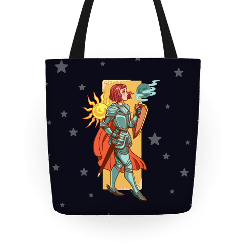 A Knight's Honor Tote