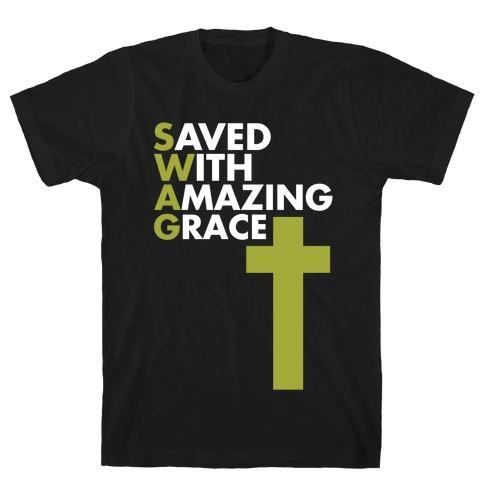 Swag Jesus Swag T-Shirt