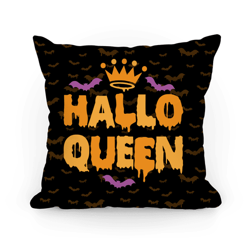 Hallo Queen Pillow