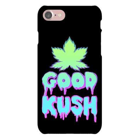 Good Kush Phone Case