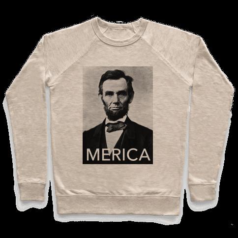 Lincoln's Merica Pullover