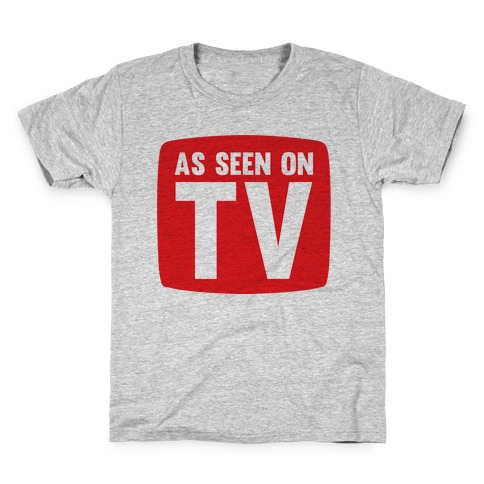 As Seen On TV Kids T-Shirt