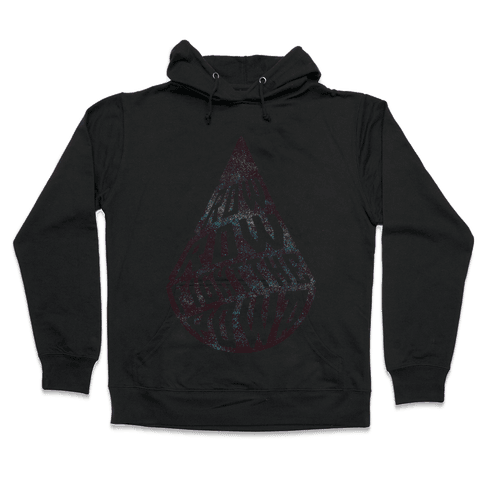 Fight the Powa Hooded Sweatshirt