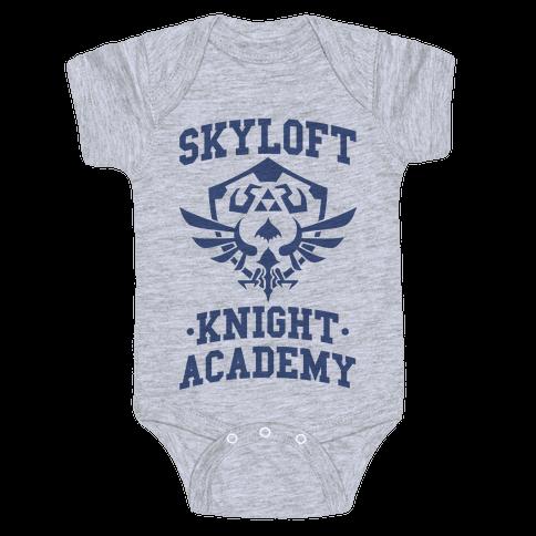 Skyloft Knight Academy Baby Onesy