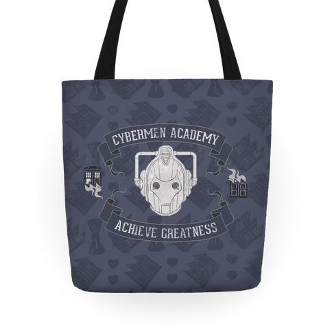 Cybermen Academy Tote