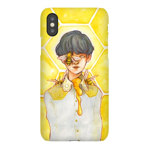 Honey Bee Girl Phone Case