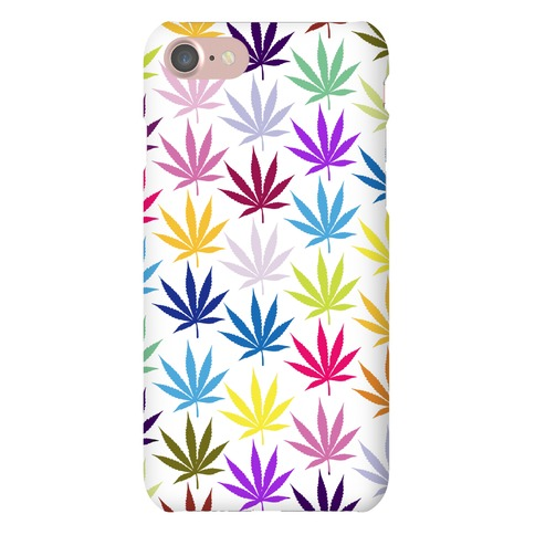 Rainbow Pot Pattern Phone Case