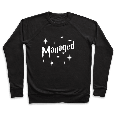 Managed (Part 2) Pullover