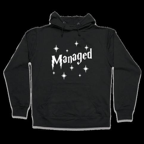 Managed (Part 2) Hooded Sweatshirt